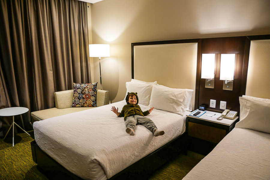 hilton garden inn puebla review